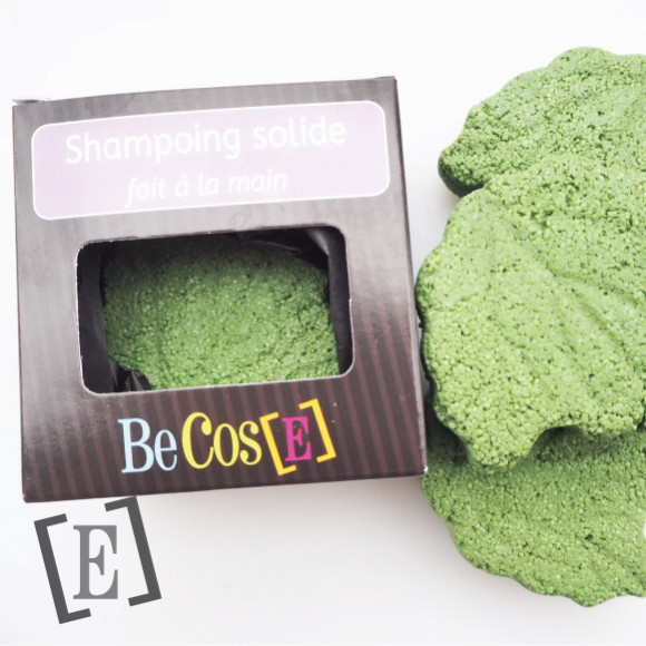 Shampoing solide Vert[A]Soi